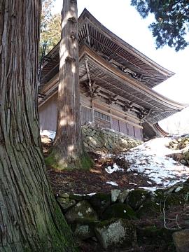 健命寺薬師堂