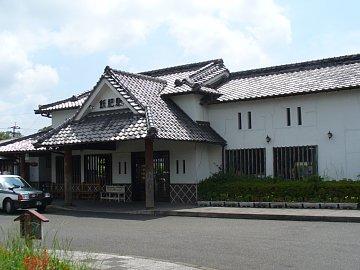 JR飫肥駅
