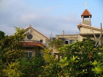 聖公会首里アンデレ教会