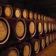 山崎蒸留所のウイスキー樽
