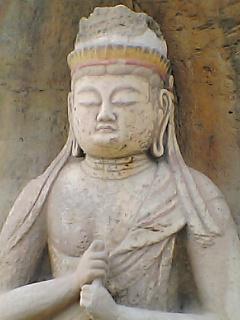 臼杵石仏。