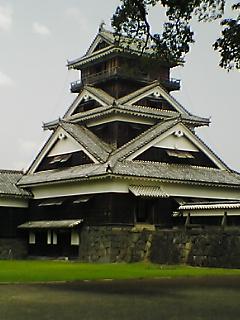 熊本城その1。