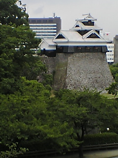 熊本城その2。