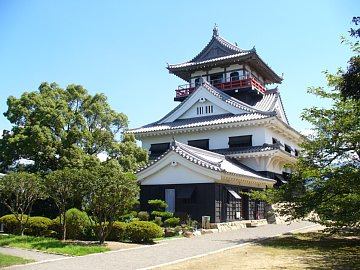 Kawanoe_castle1