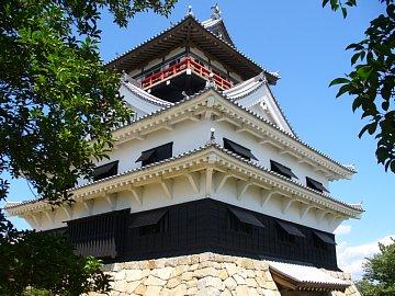 Kawanoe_castle2