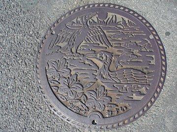 Oozu_manhole