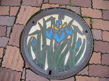 Suwa_manhole