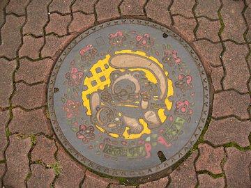 Tatebayashi_manhole