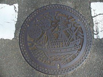 Usuki_manhole