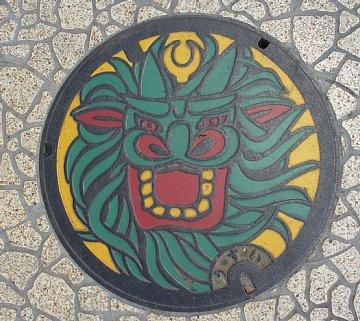 Uwajima_manhole